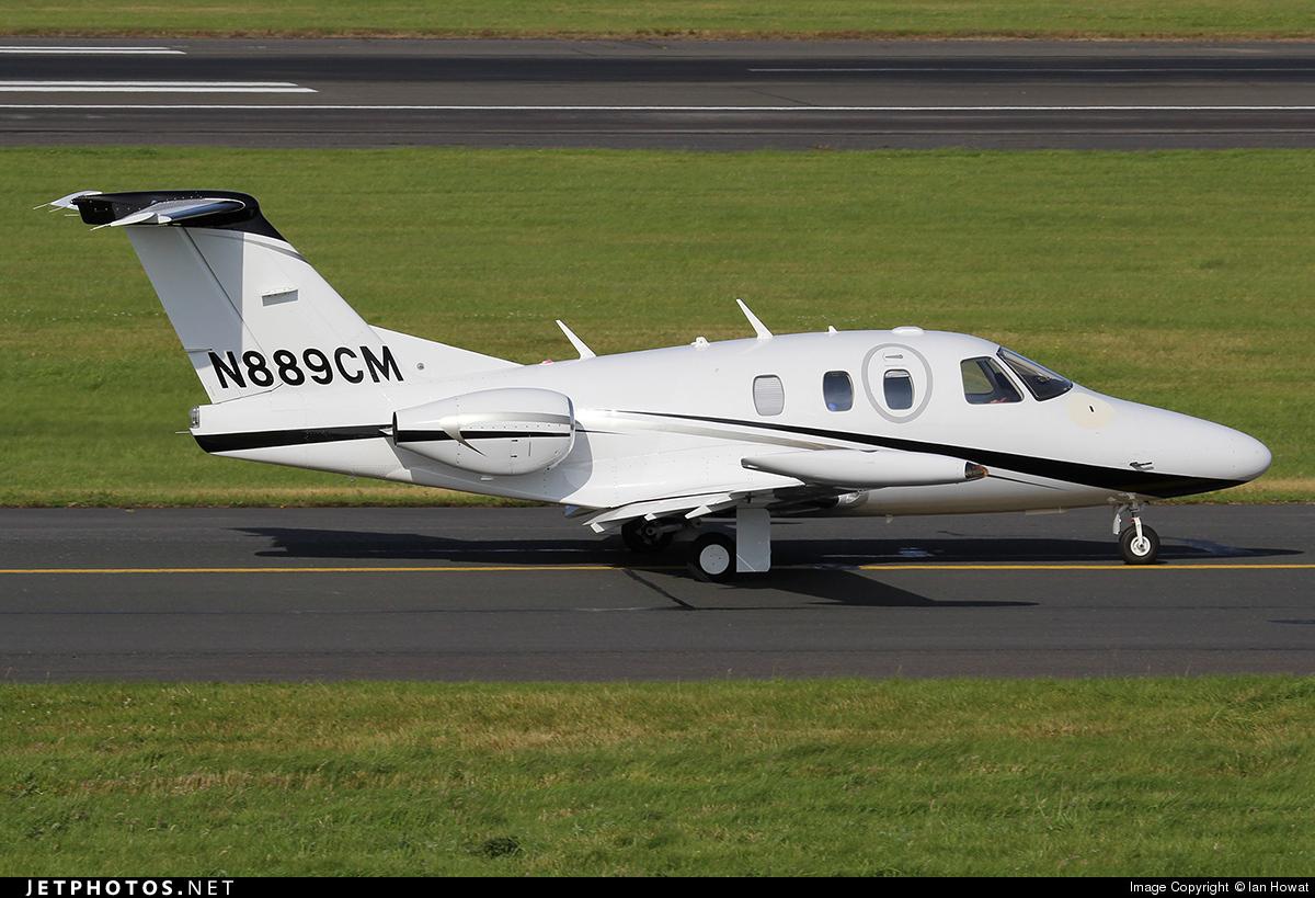 N889CM - Eclipse Aviation Eclipse 500 - Private