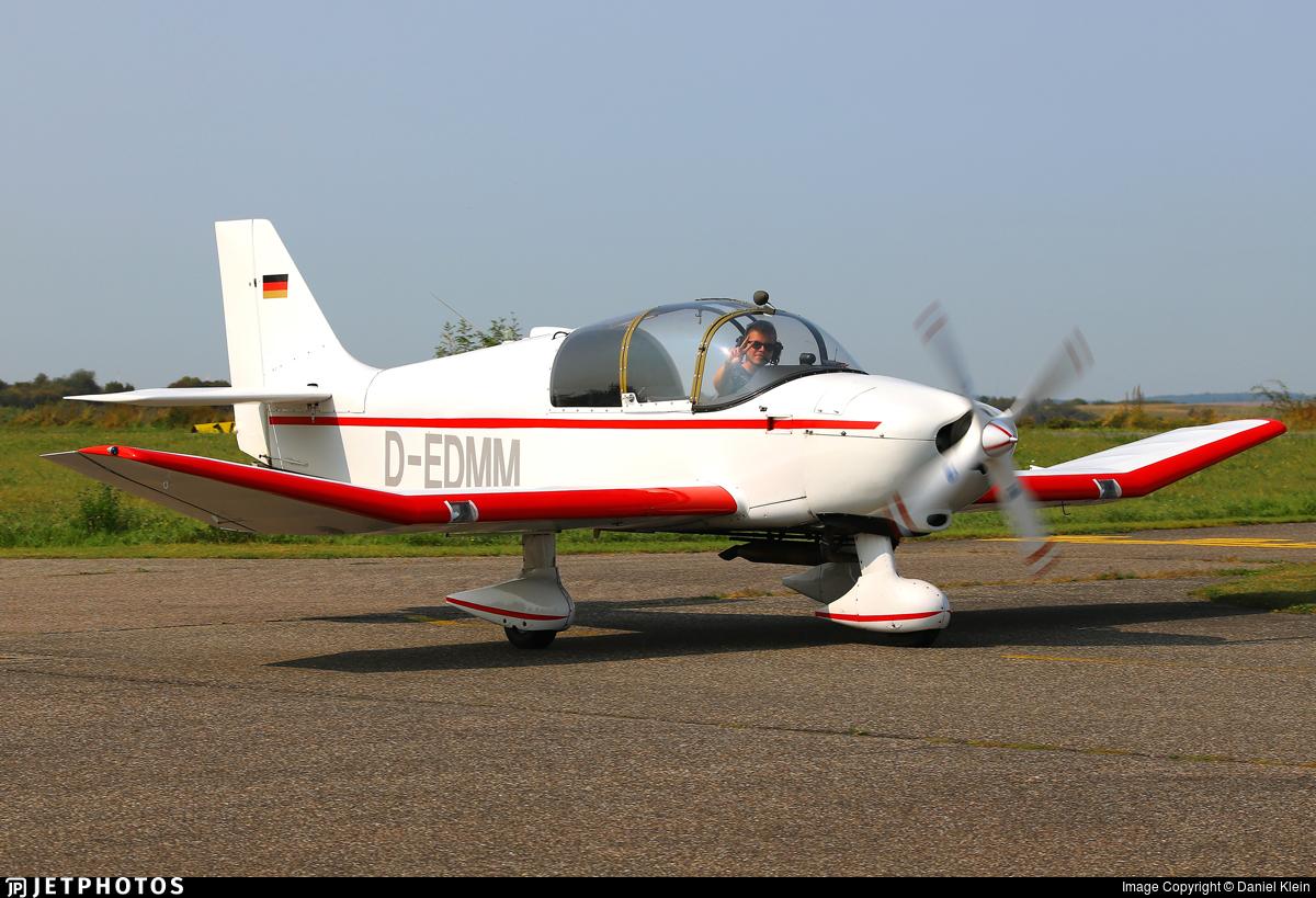 D-EDMM - Robin DR300/180R - Private