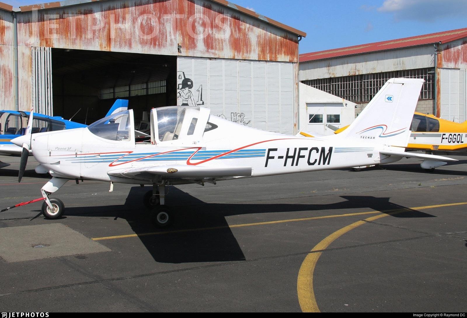 F-HFCM - Tecnam P2002JF Sierra - Private