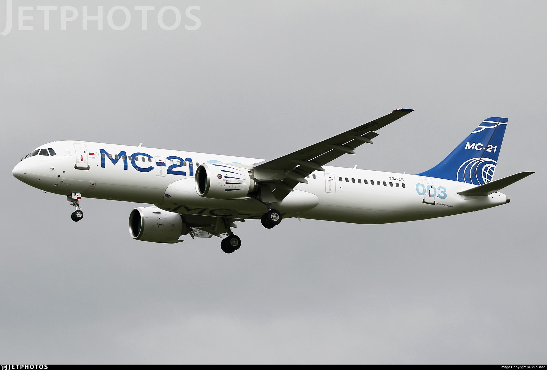 73054 - Irkut MC-21-300 - Irkut Corporation