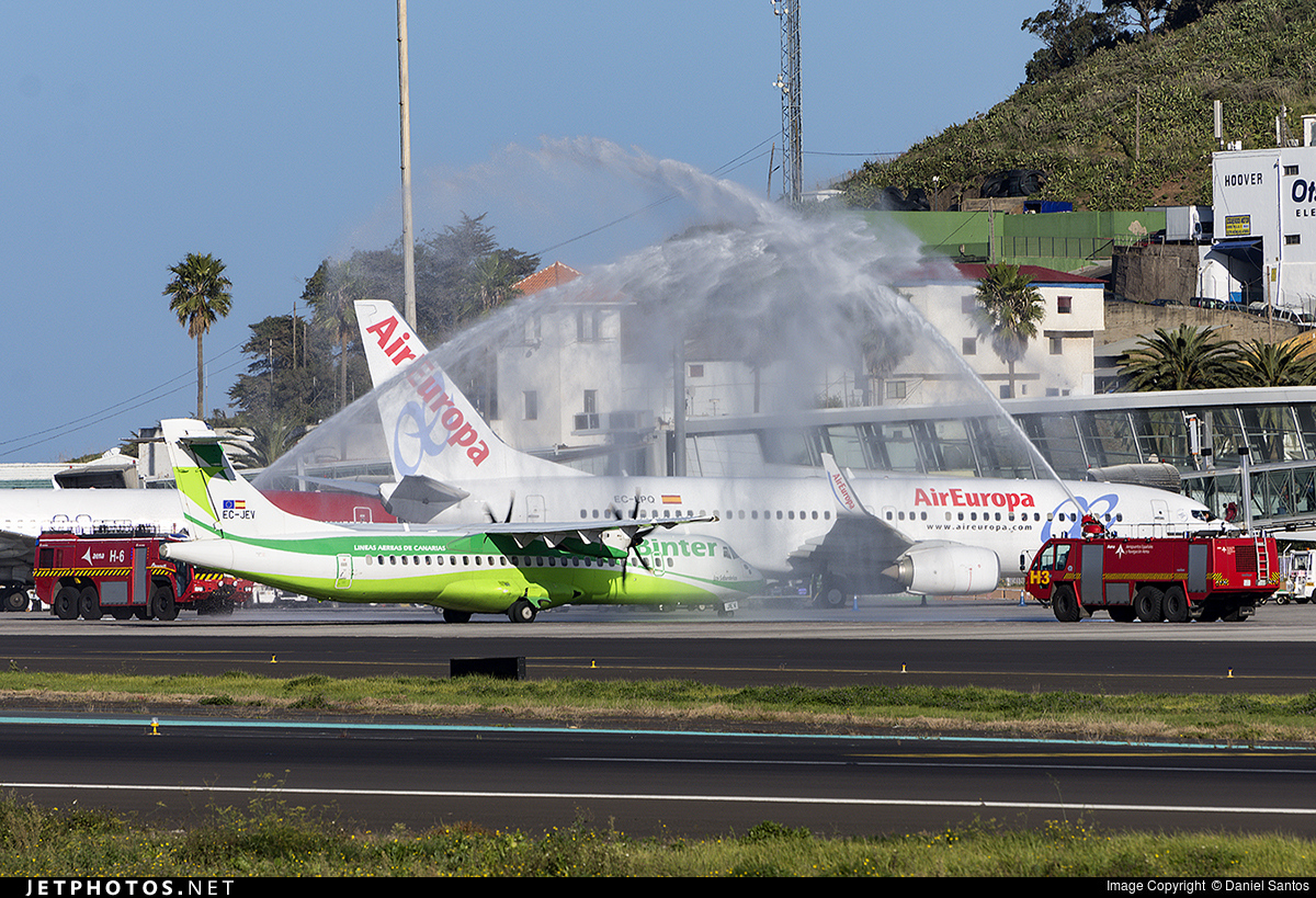 EC-JEV - ATR 72-212A(500) - Binter Canarias (Canarias Airlines)