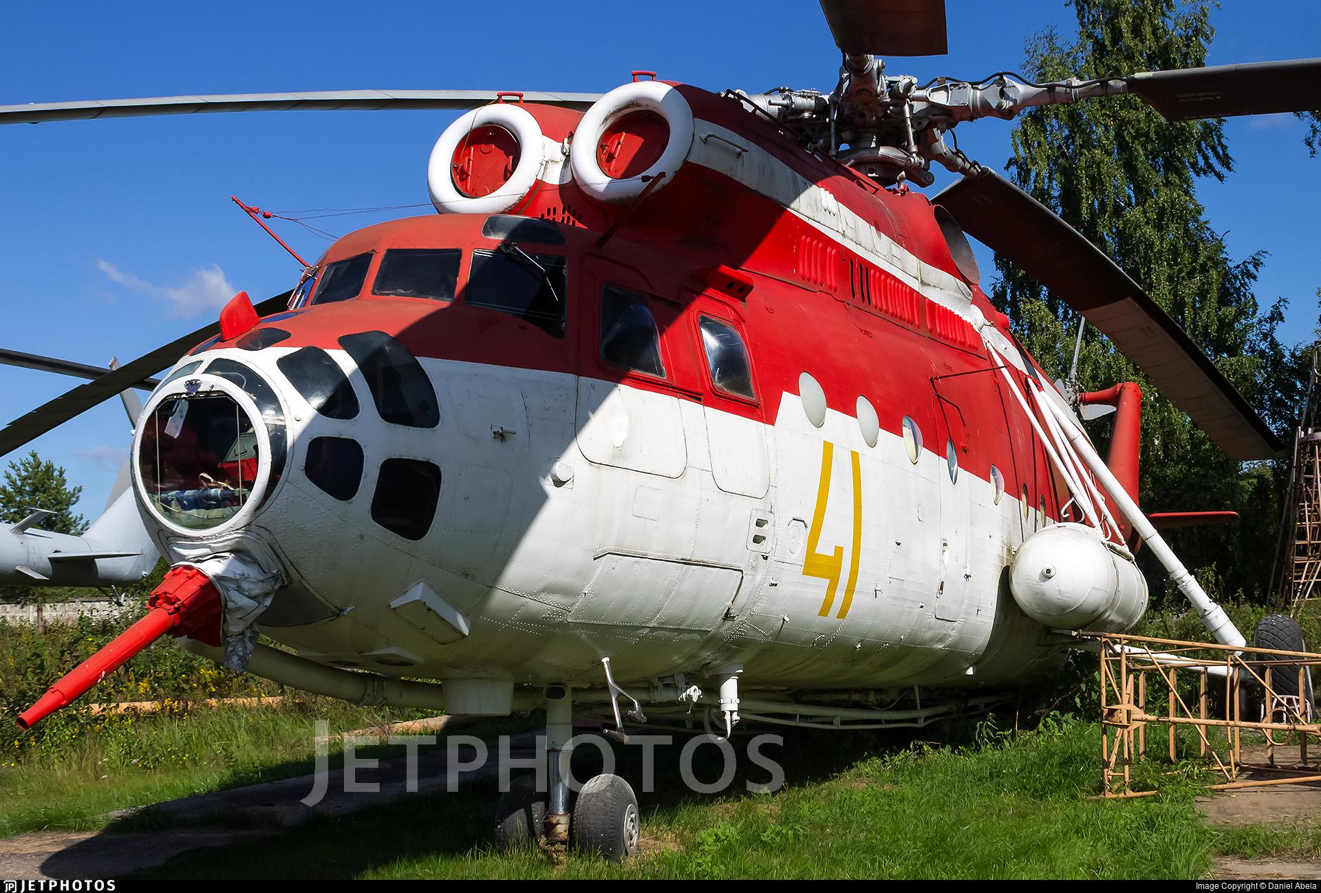 41 - Mil Mi-6PZh2 Hook - Russia - Air Force