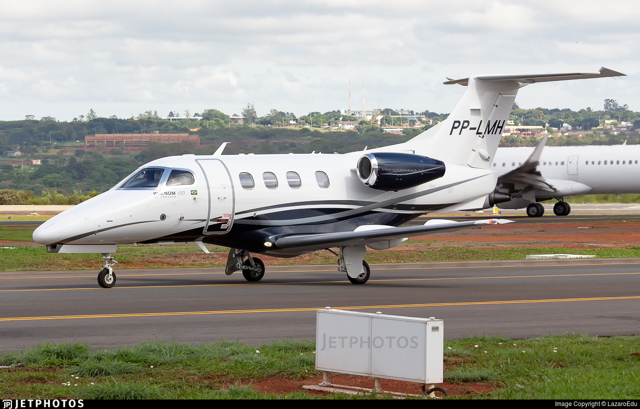 PP-LMH - Embraer 500 Phenom 100 - Private