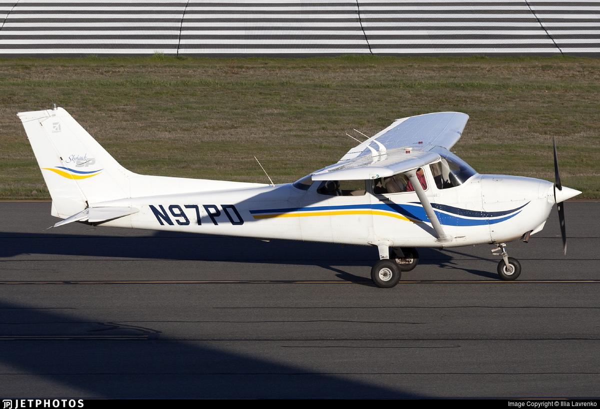N97PD - Cessna 172S Skyhawk - Boeing Employees Flying Association