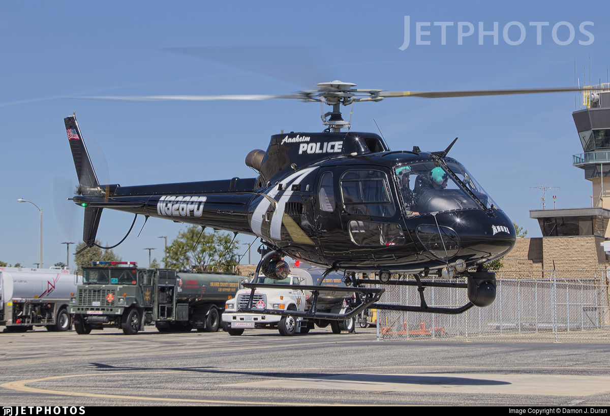 N326PD | Eurocopter AS 350B2 Ecureuil | United States