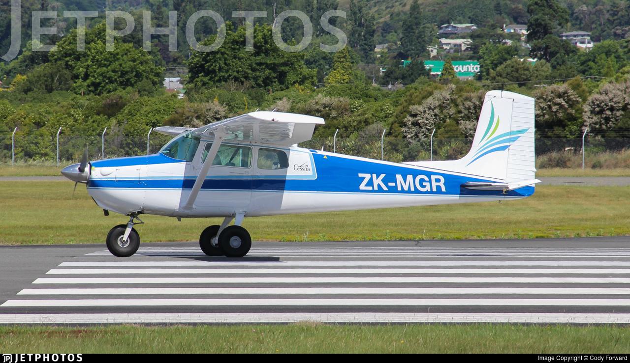 ZK-MGR - Cessna 172 Skyhawk - Pelorus Air