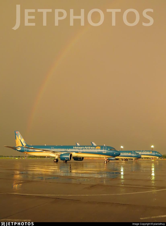 VVNB - Airport - Ramp