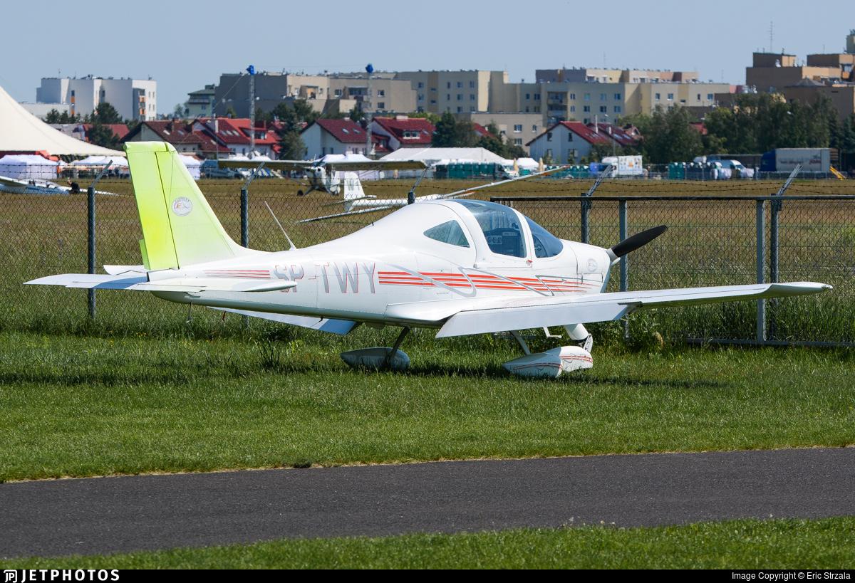 SP-TWY - Tecnam P2002JF Sierra - Aero Club - Ziemi Piotrkowskiej