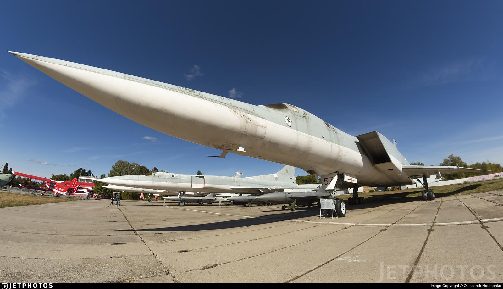 57 - Tupolev Tu-22M3 Backfire - Ukraine - Air Force