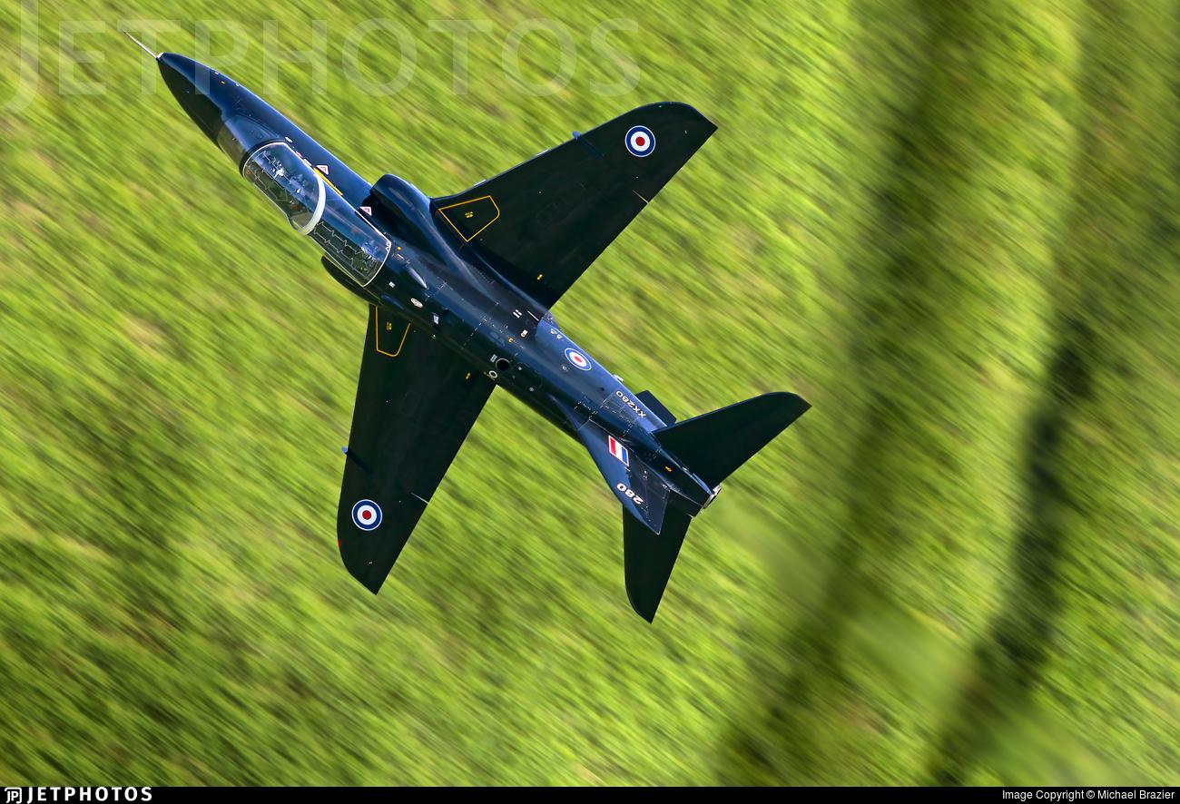 XX280 - British Aerospace Hawk T.1A - United Kingdom - Royal Navy