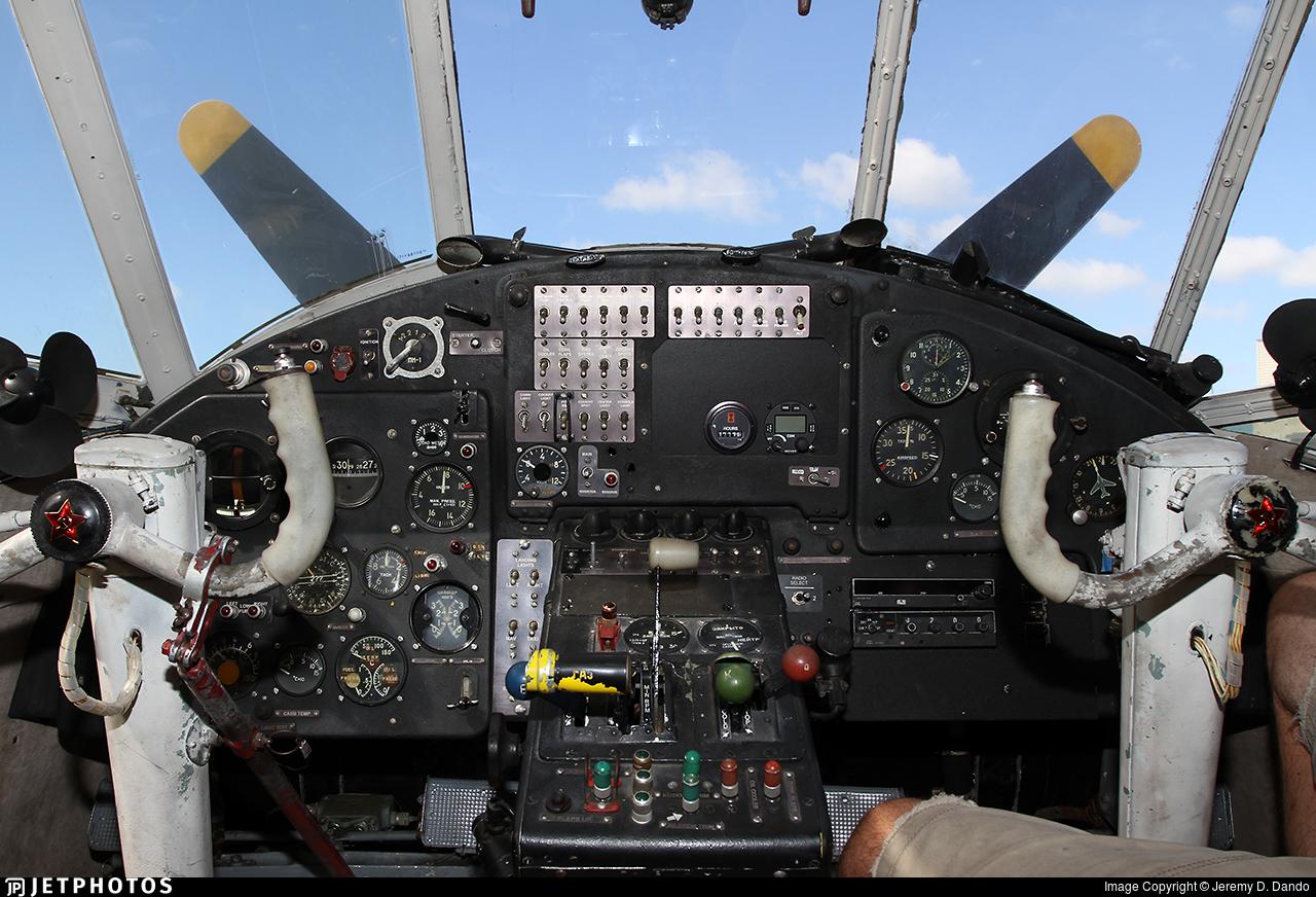 N2AN - Antonov An-2 - Commemorative Air Force