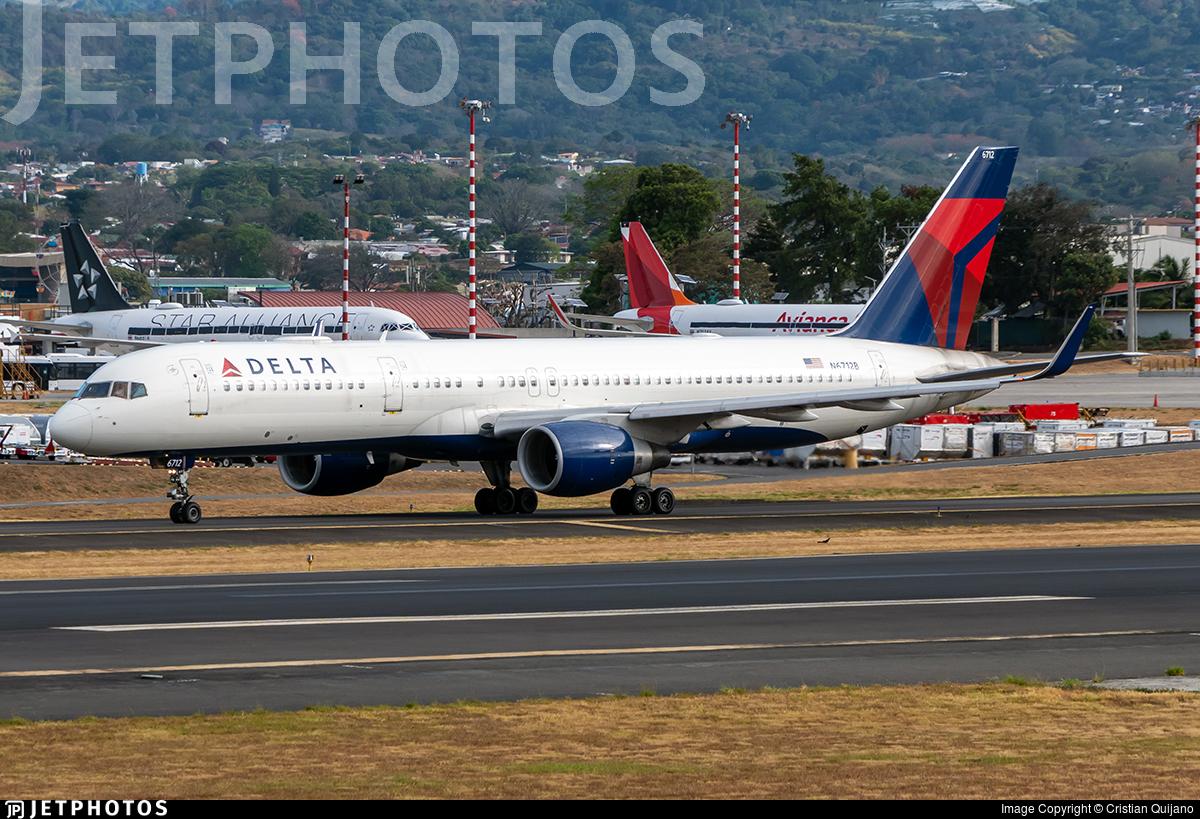 N6712B - Boeing 757-232 - Delta Air Lines