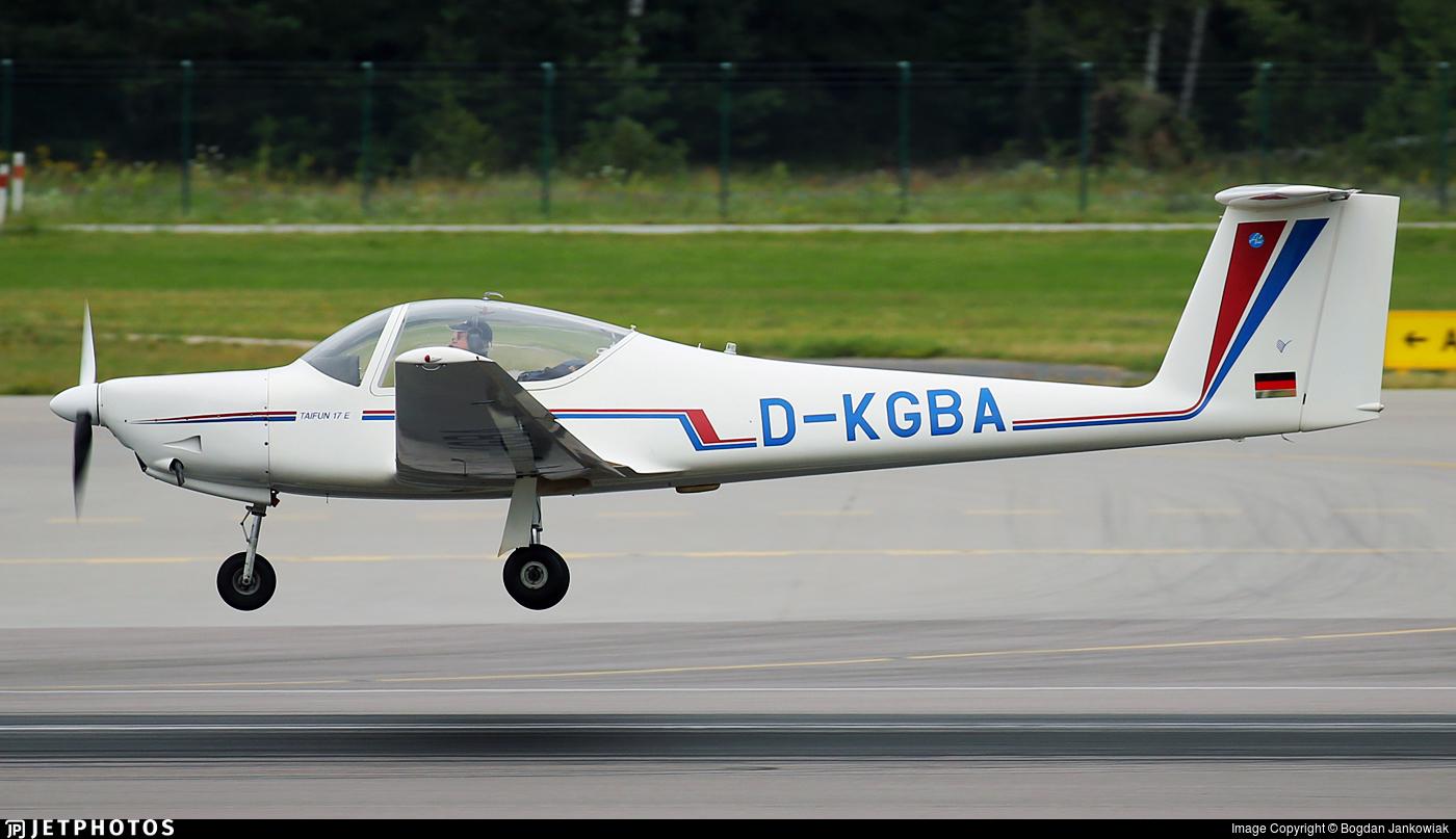 D-KGBA - Valentin Taifun 17E - Private
