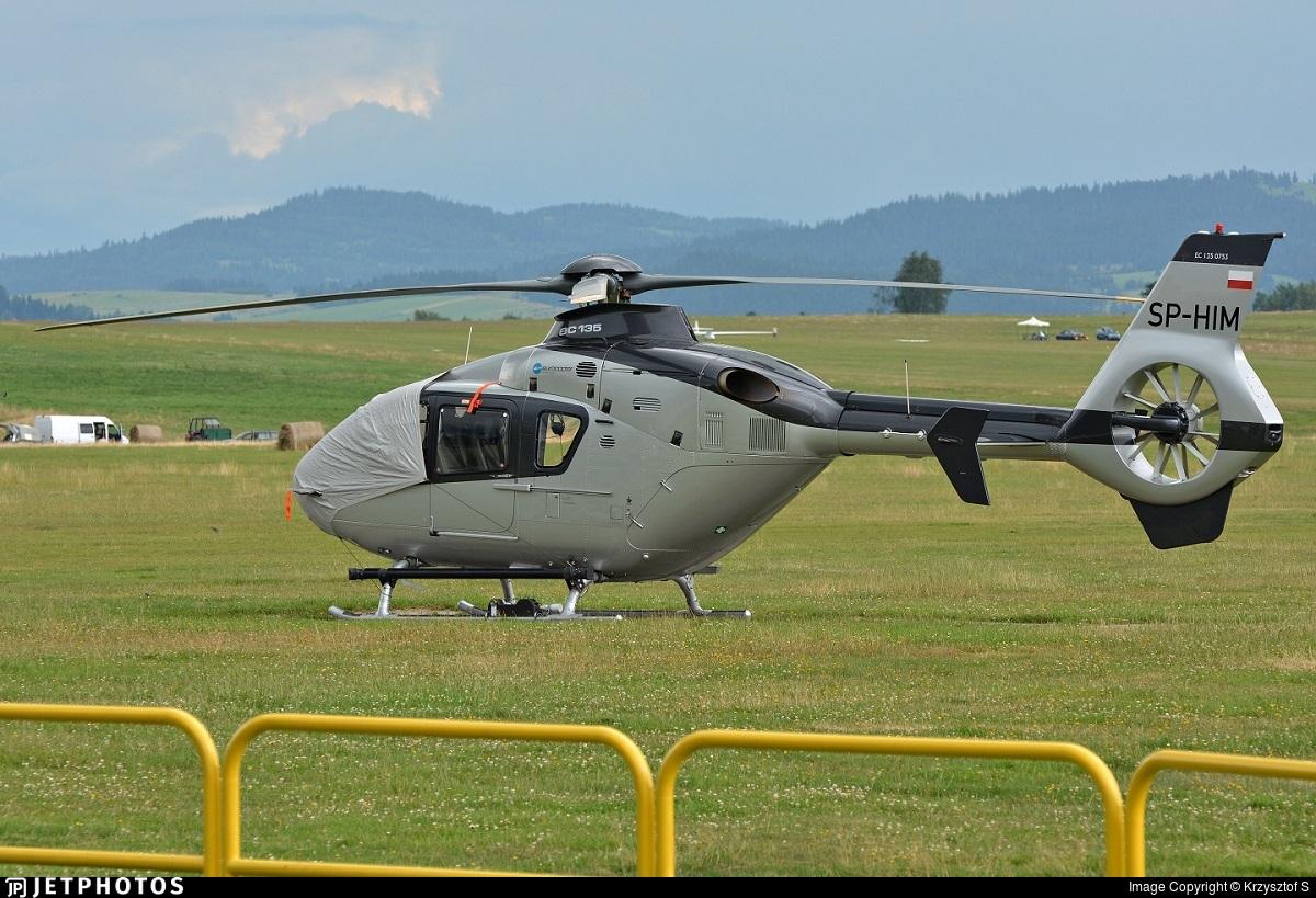 SP-HIM - Eurocopter EC 135T2i - Private