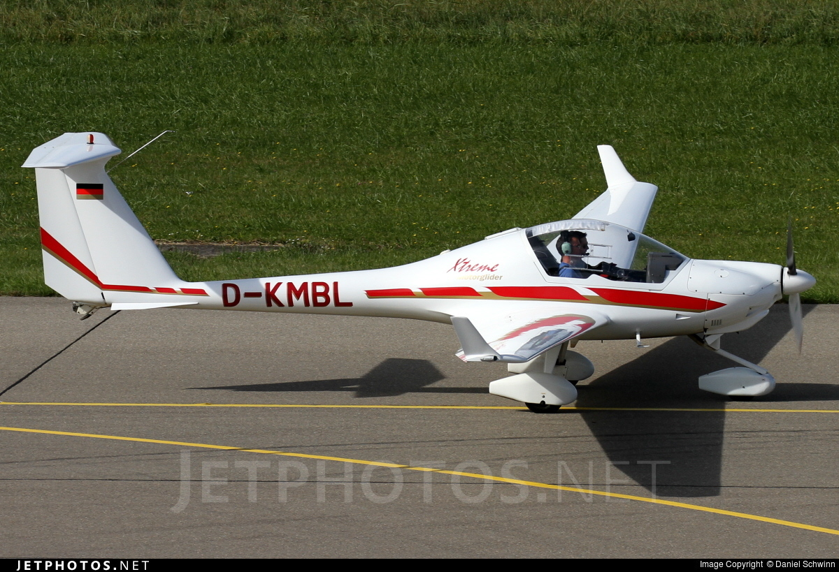 D-KMBL - Diamond HK-36TTC Super Dimona - Private
