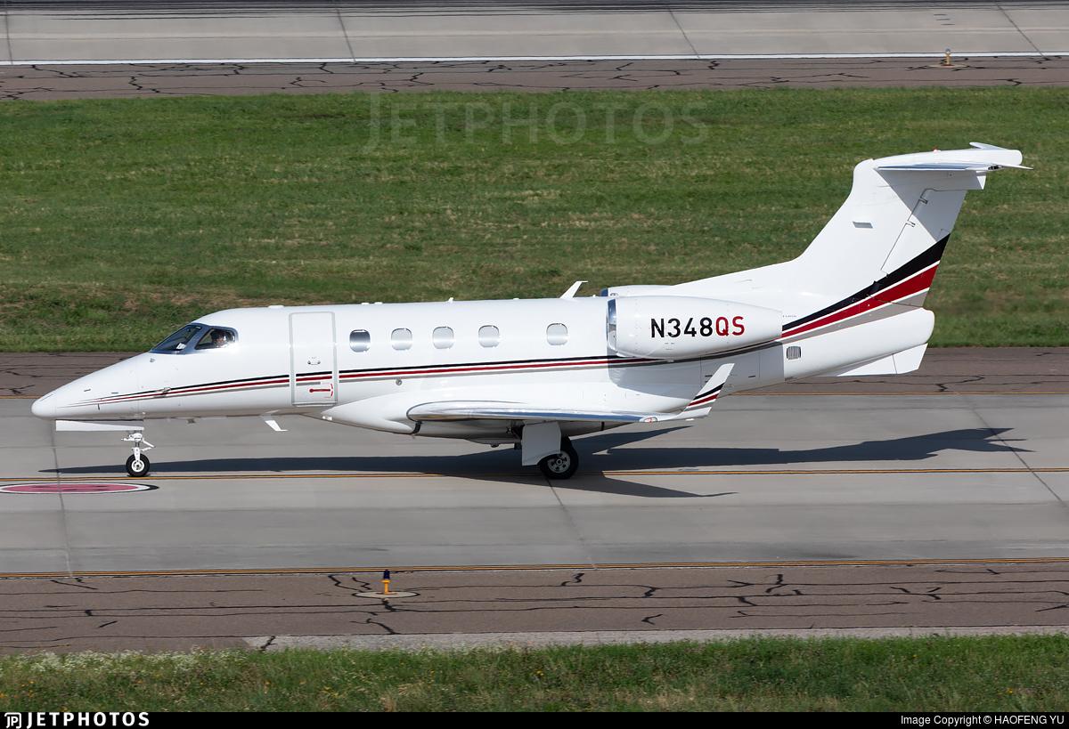 N348QS - Embraer 505 Phenom 300 - NetJets Aviation