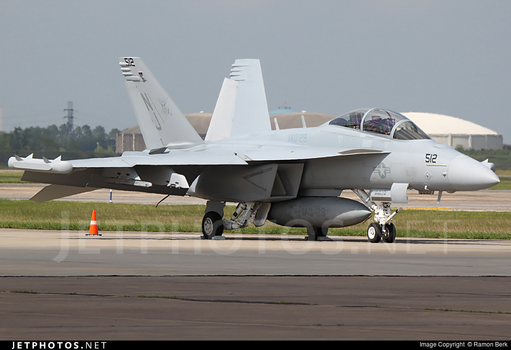168937 - Boeing EA-18G Growler  - United States - US Navy (USN)