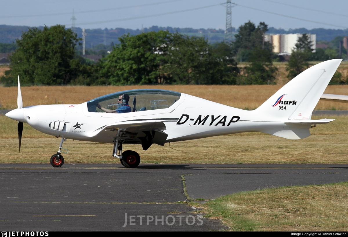 D-MYAP - Shark Aero Shark - Private