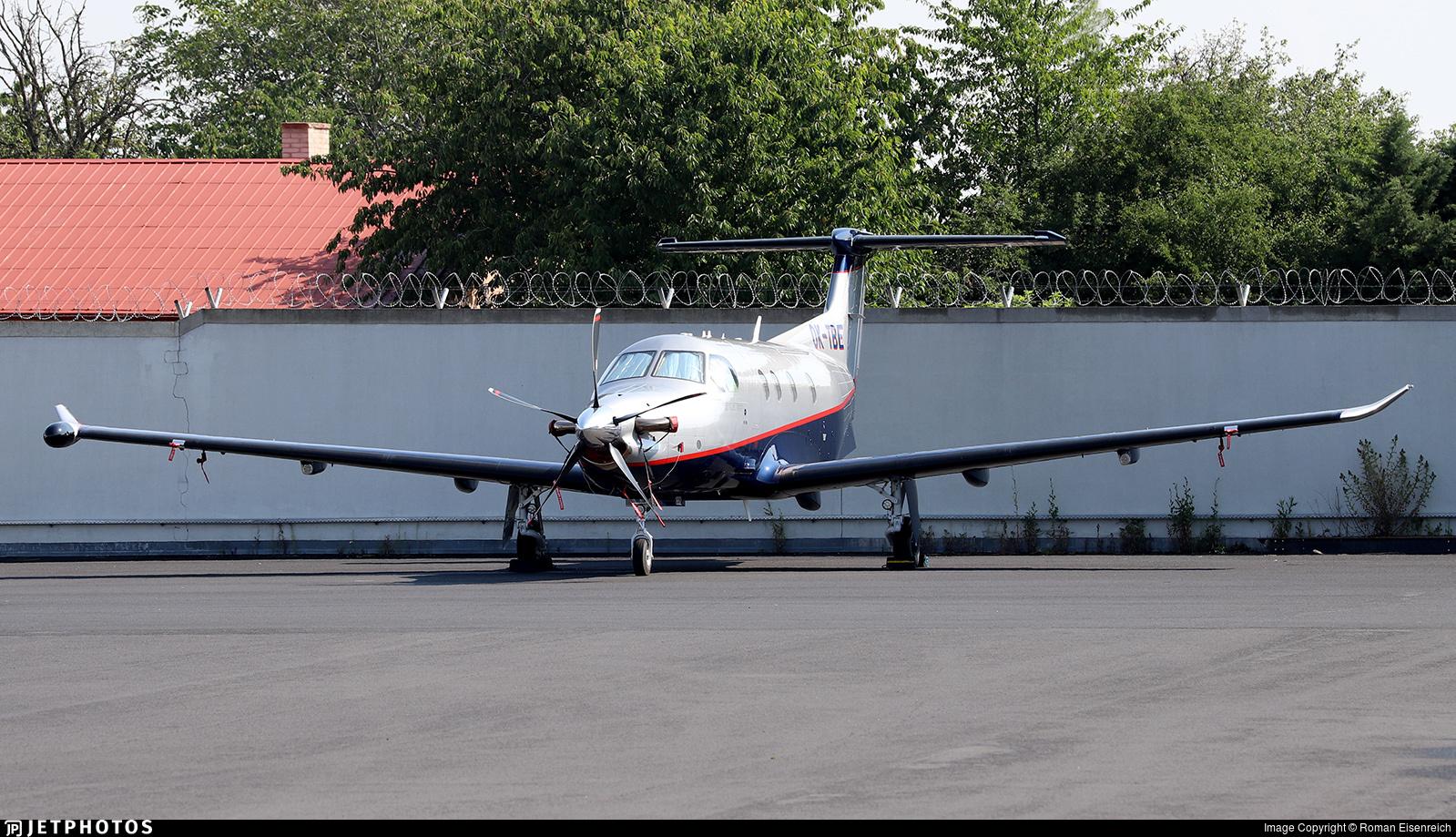 OK-TBE - Pilatus PC-12/47E - Private