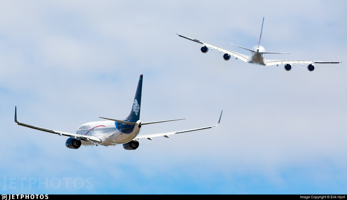 XA-ADV - Boeing 737-852 - Aeroméxico