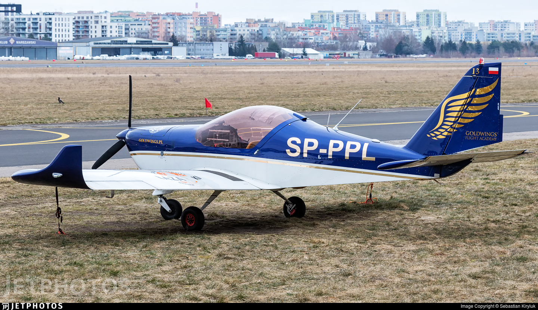 SP-PPL - Aero AT-3 R100 - Goldwings Flight Academy
