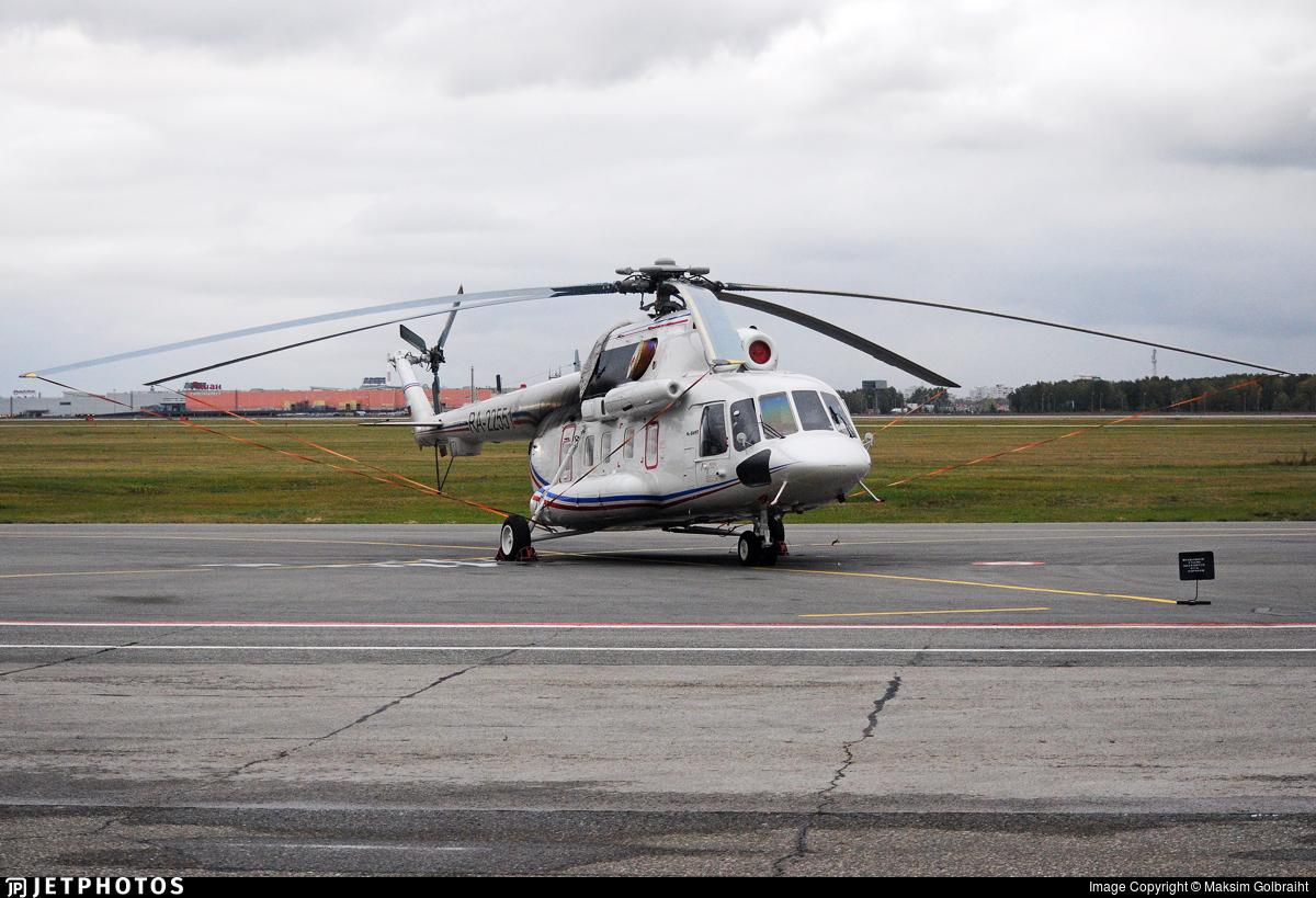 RA-22551 - Mil Mi-8AMT Hip - Art Avia