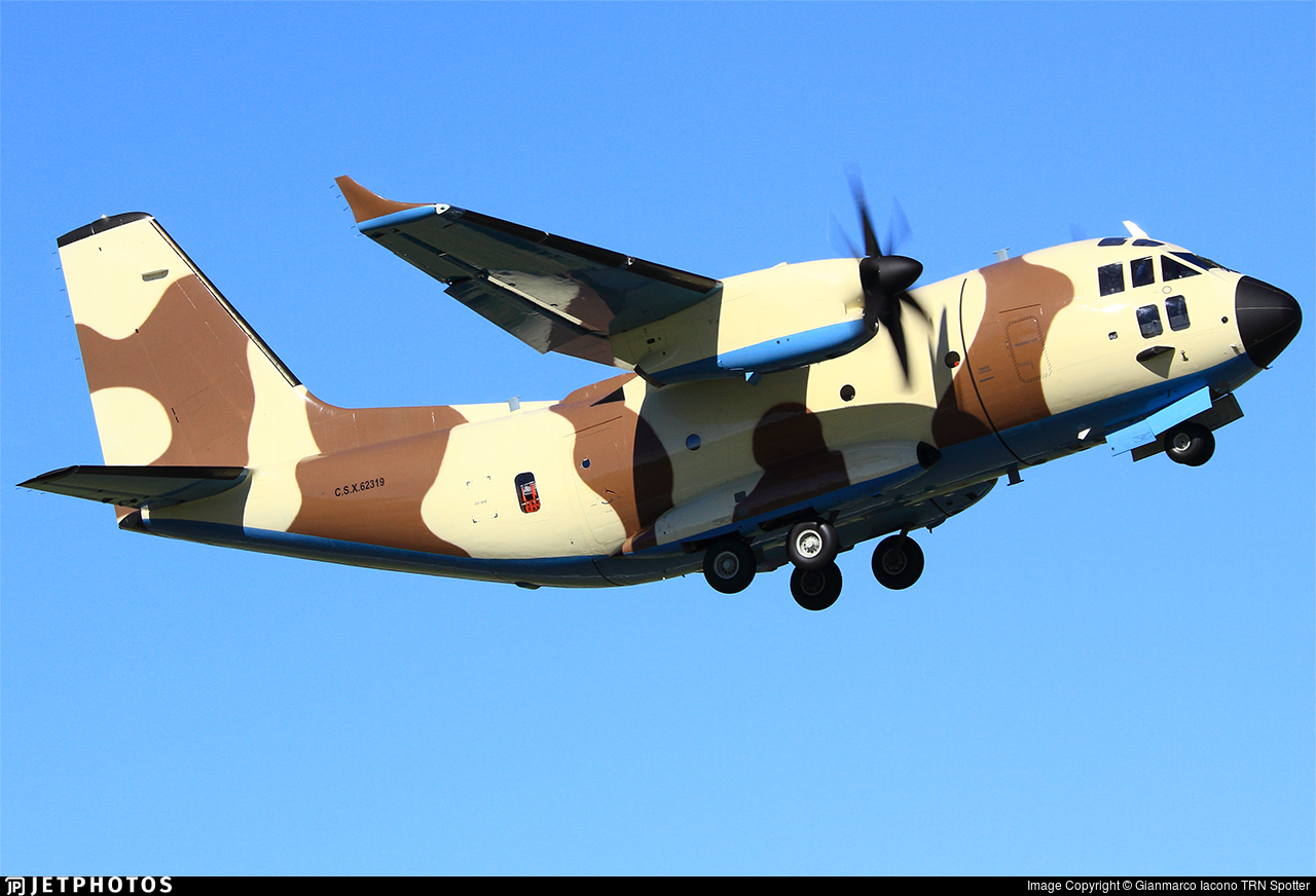 CSX62319 - Alenia C-27J Spartan NG - Alenia Aeronautica
