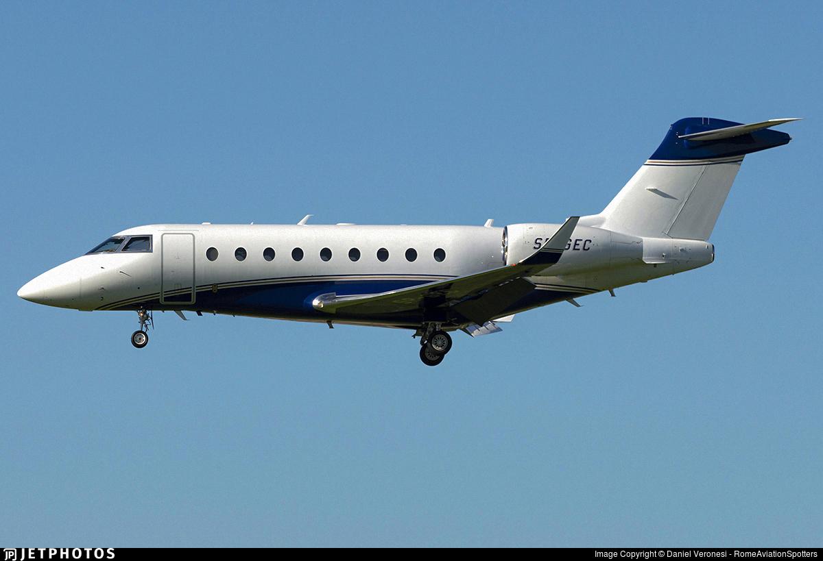 SP-GEC - Gulfstream G280 - Private