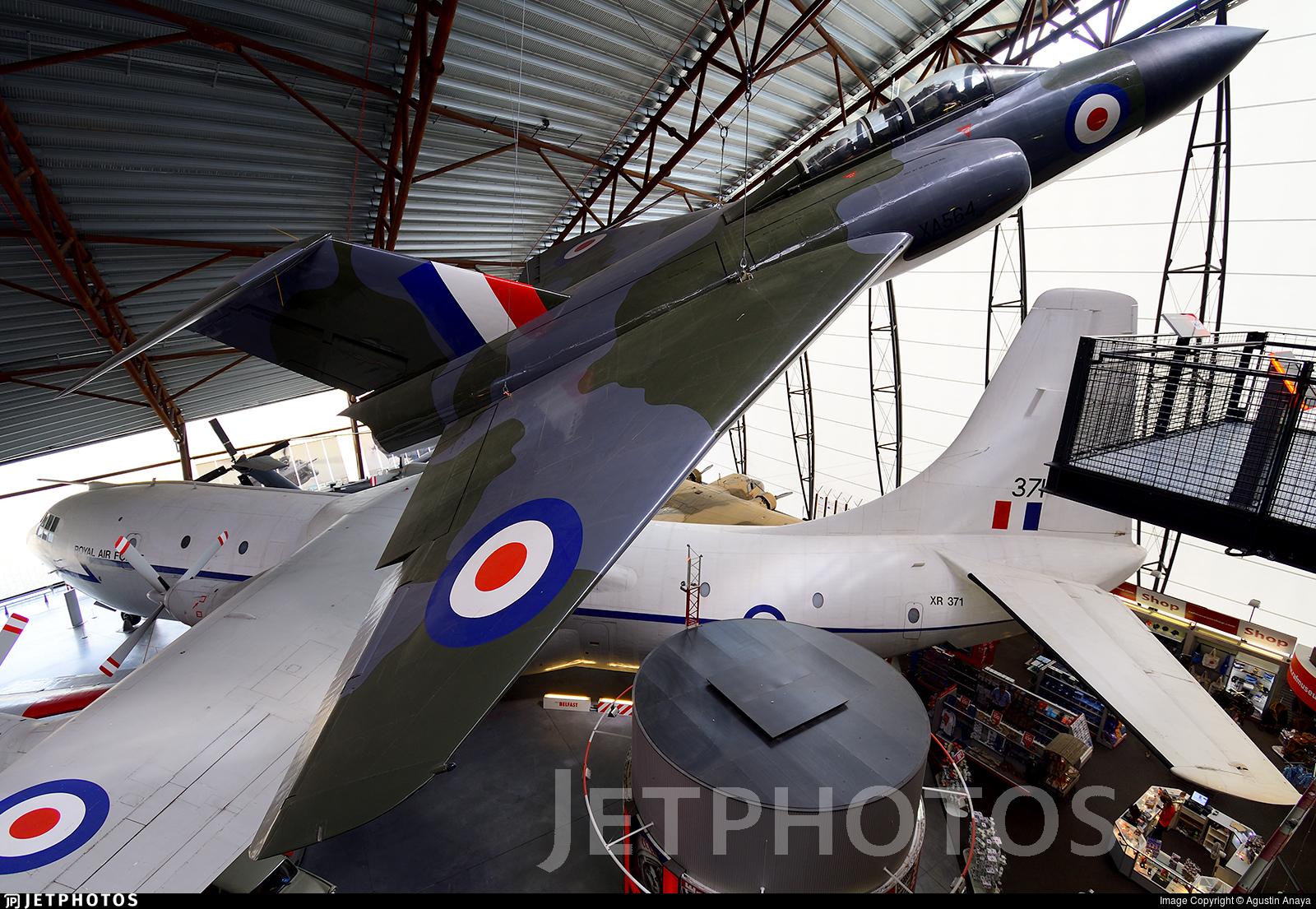 XA564 - Gloster Javelin FAW.1 - United Kingdom - Royal Air Force (RAF)