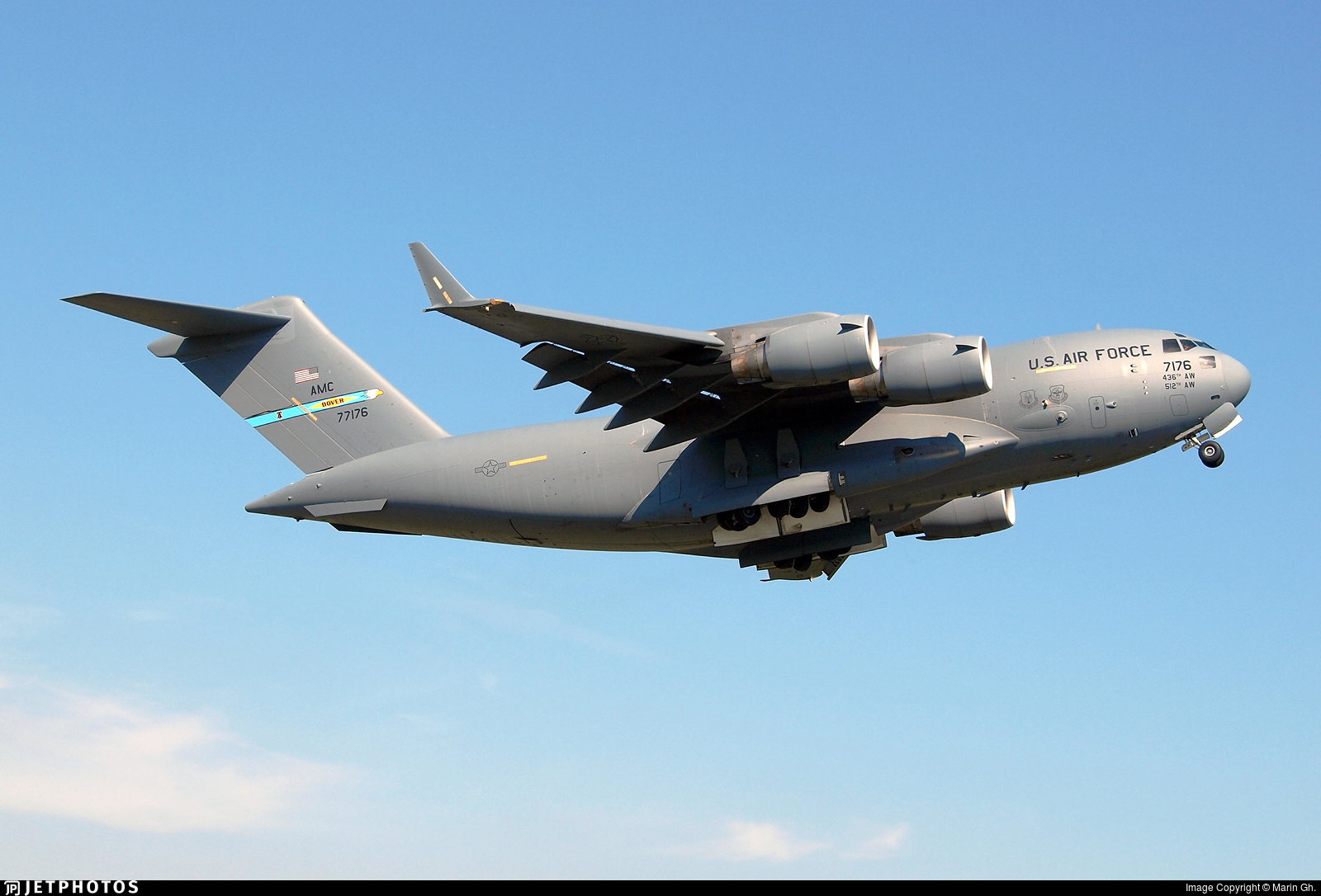 07-7176 - Boeing C-17A Globemaster III - United States - US Air Force (USAF)