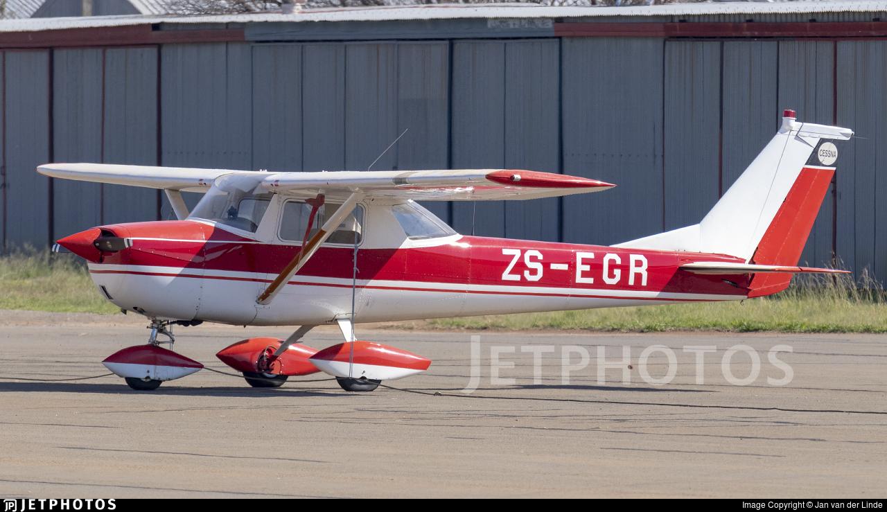 ZS-EGR - Cessna 150F - Private