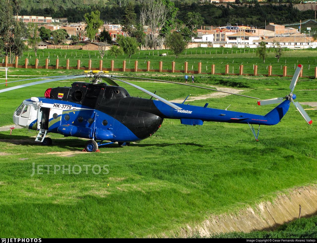 HK-3779 - Mil Mi-17 Hip - HeliStar