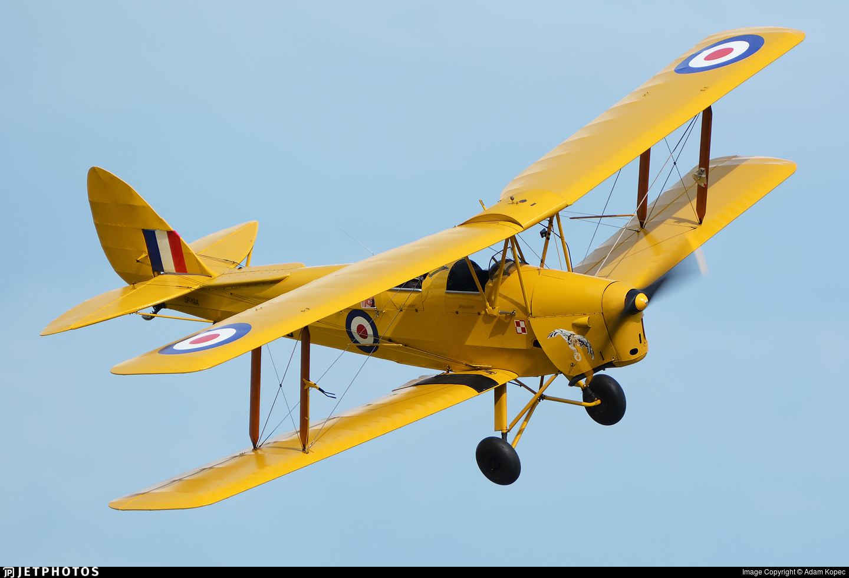 SP-YAA - De Havilland DH-82A Tiger Moth - Private