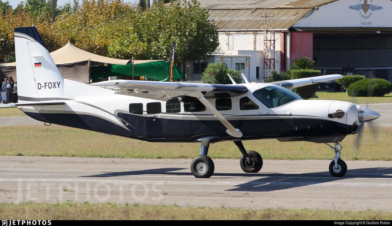 D-FOXY - Cessna 208B Grand Caravan - Private