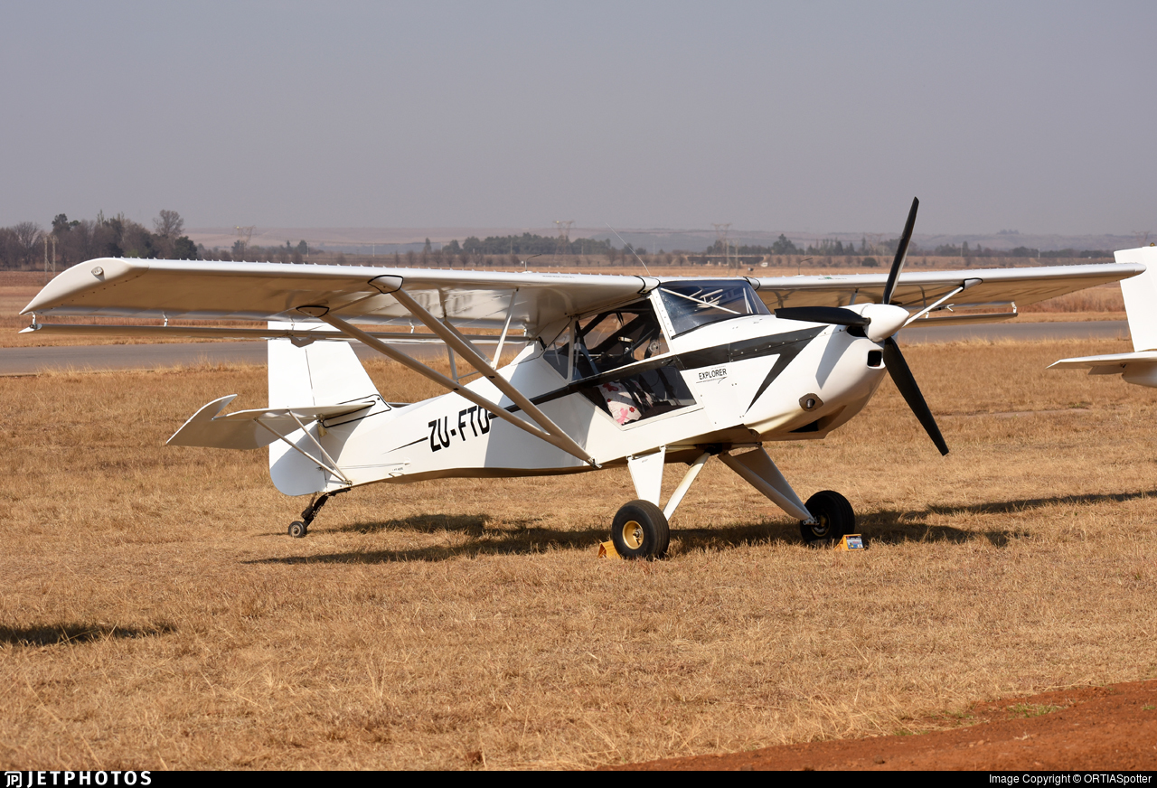 ZU-FTD - Kitplanes for Africa Explorer UL600 - Private