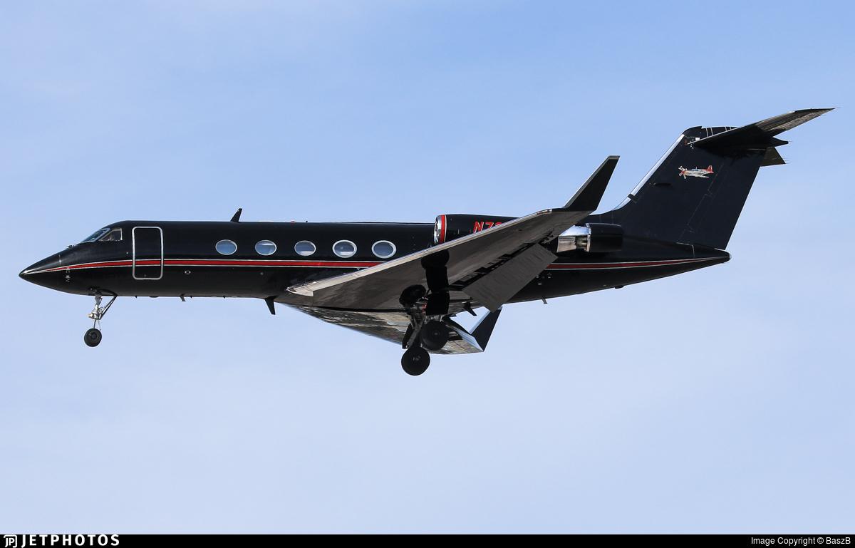 N734TJ - Gulfstream G-III - Private