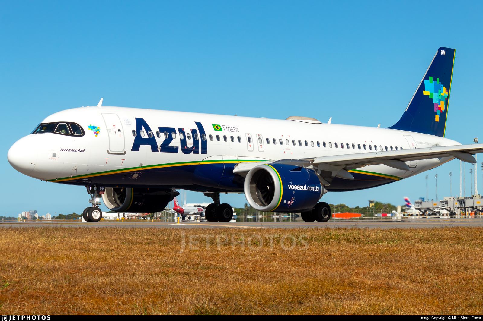 PR-YRW - Airbus A320-251N - Azul Linhas Aéreas Brasileiras