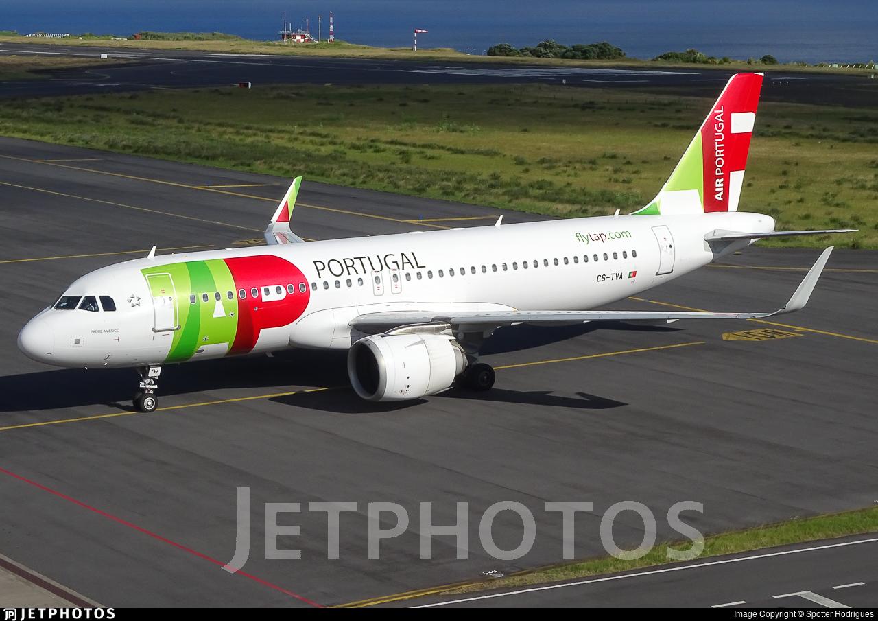 CS-TVA - Airbus A320-251N - TAP Air Portugal