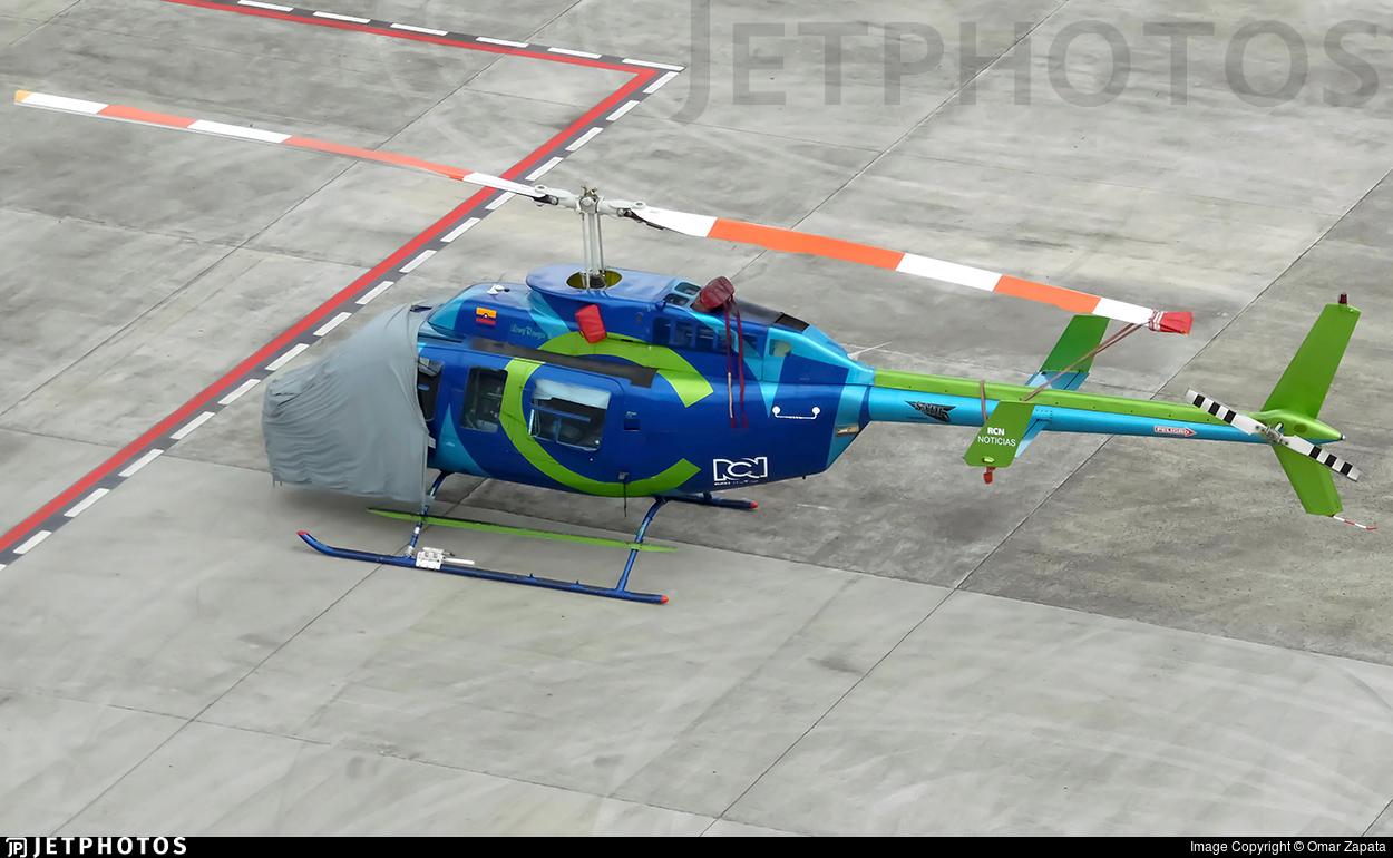 HK-4639 - Bell 206L-3 LongRanger III - SADI Colombia (Servicios Aereos de Ibague)