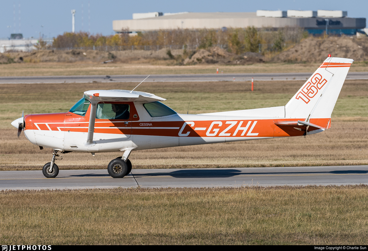 C-GZHL - Cessna 152 - Mitchinson Flying Service