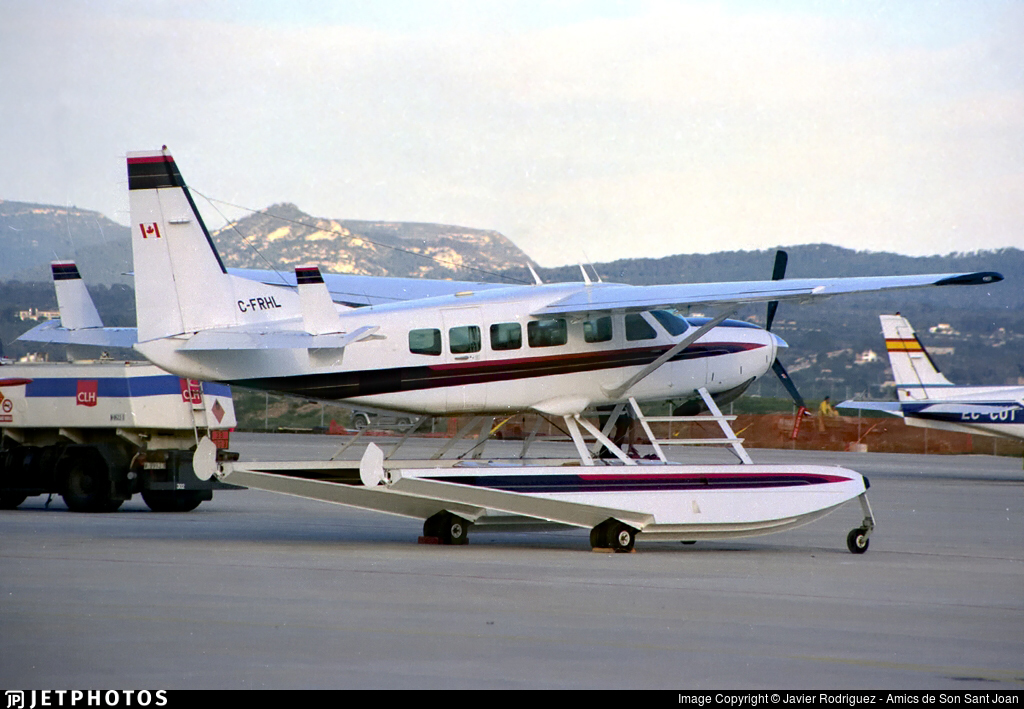 C-FRHL - Cessna 208 Caravan - Private