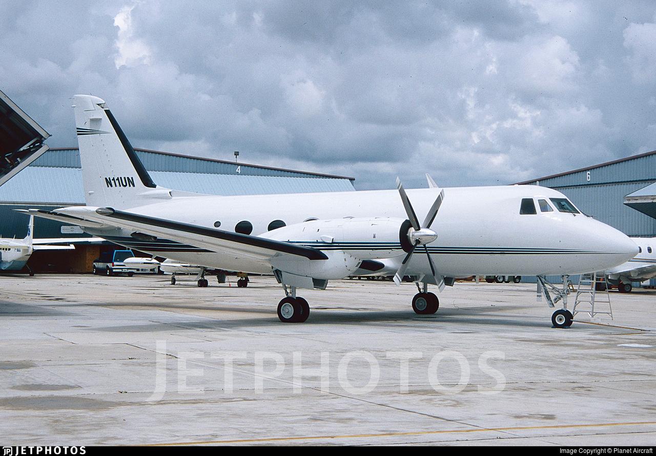 N11UN - Grumman G-159 Gulfstream G-I - Private