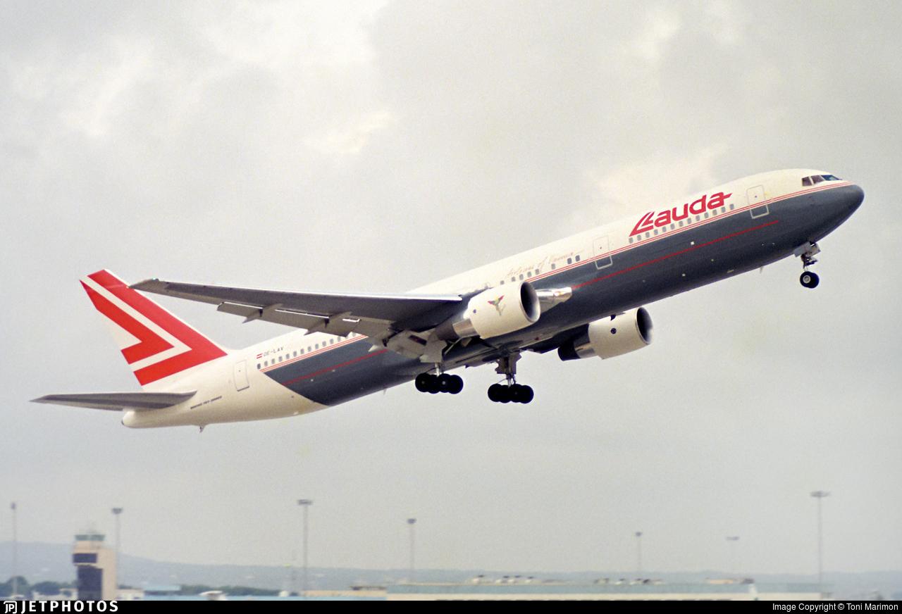 OE-LAV - Boeing 767-3Z9(ER) - Lauda Air