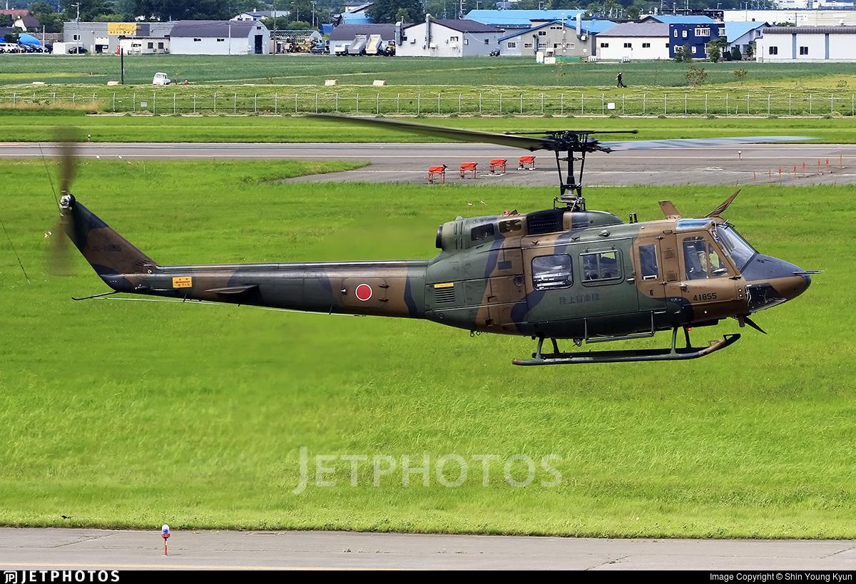 41855 - Bell UH-1J Huey - Japan - Ground Self Defence Force (JGSDF)