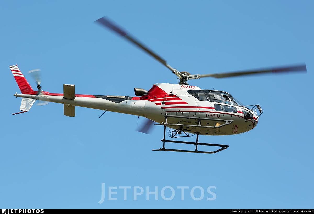 I-EPIU - Eurocopter AS 350B3 Ecureuil - Private