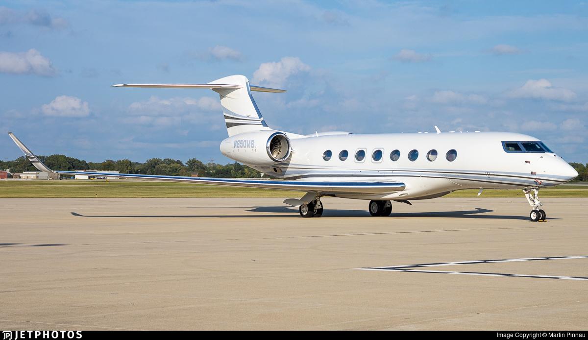 N650WS - Gulfstream G650ER - Private