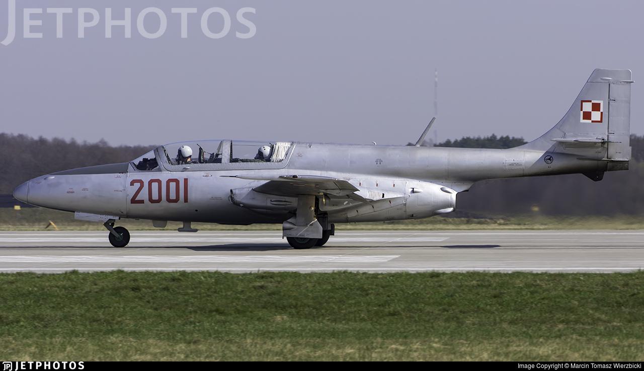 2001 - PZL-Mielec TS-11 Iskra - Poland - Air Force