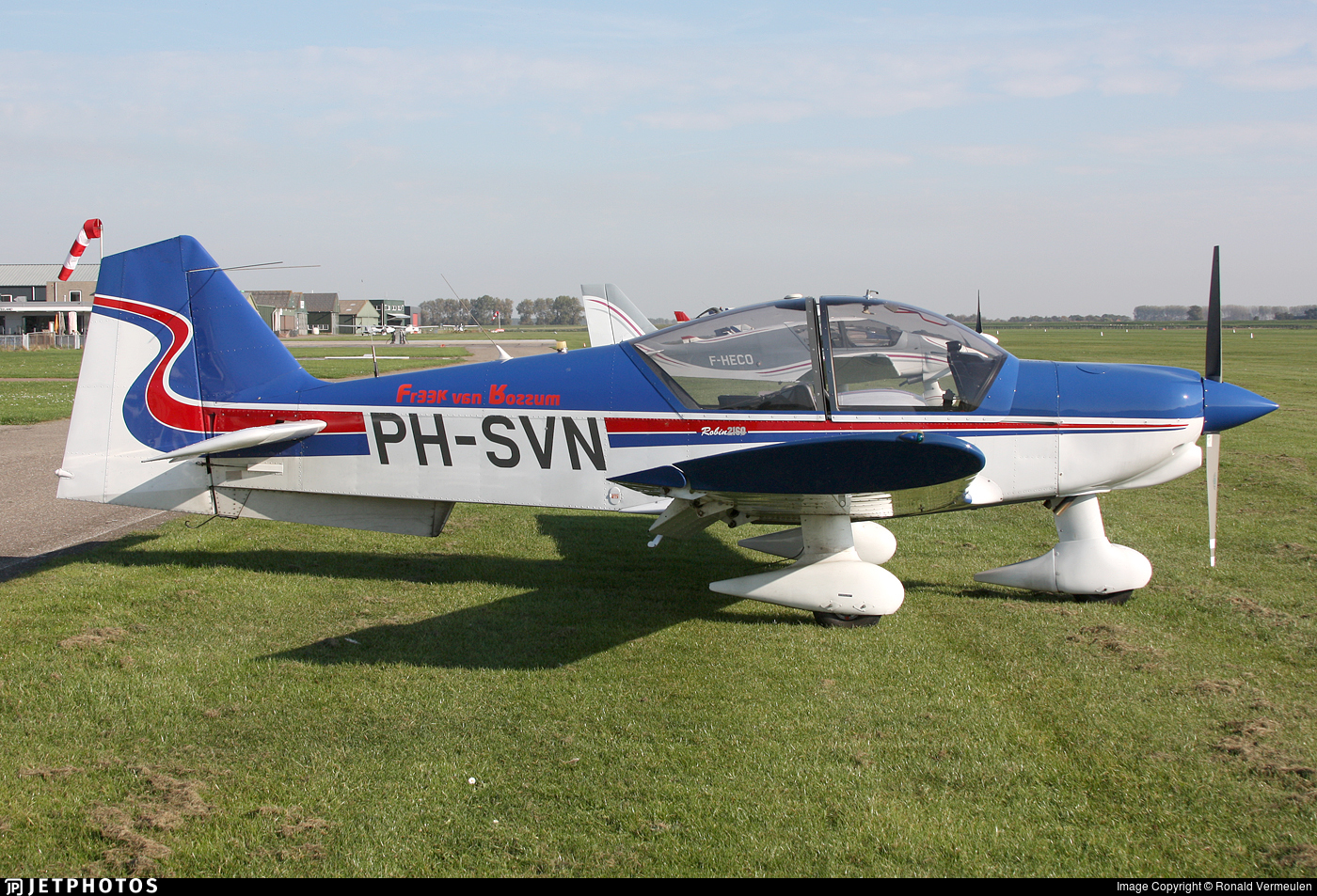 PH-SVN - Robin R2160 Alpha - Private