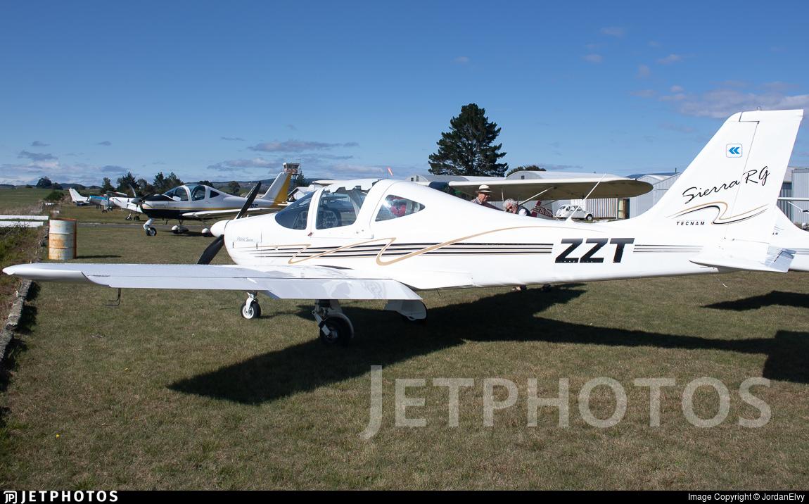 ZK-ZZT - Tecnam P2002RG Sierra - Private