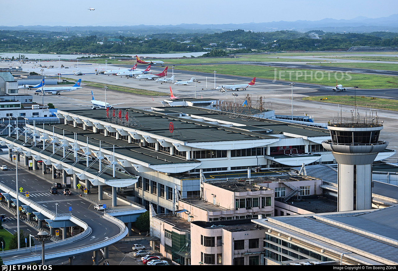 ZGHA - Airport - Airport Overview